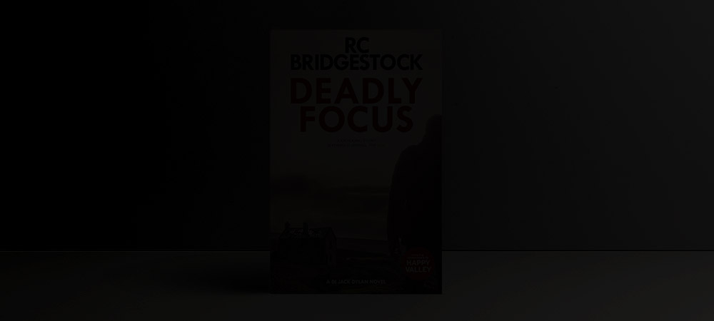 Deadly Focus New Cover Revealed