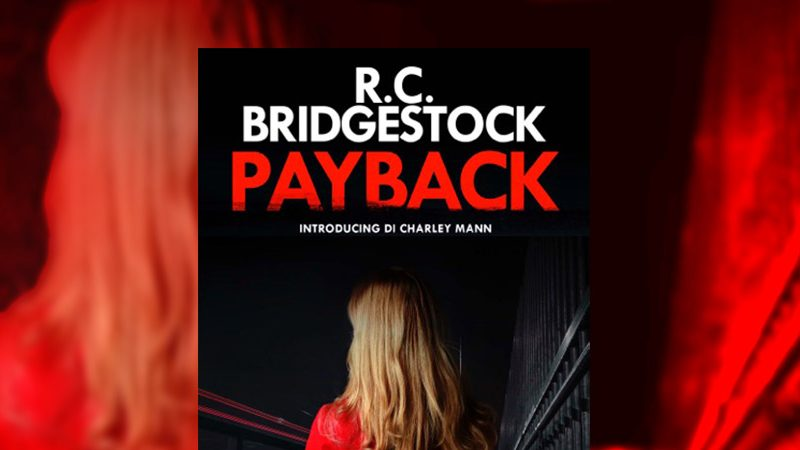 New cover revealed for 'Payback'